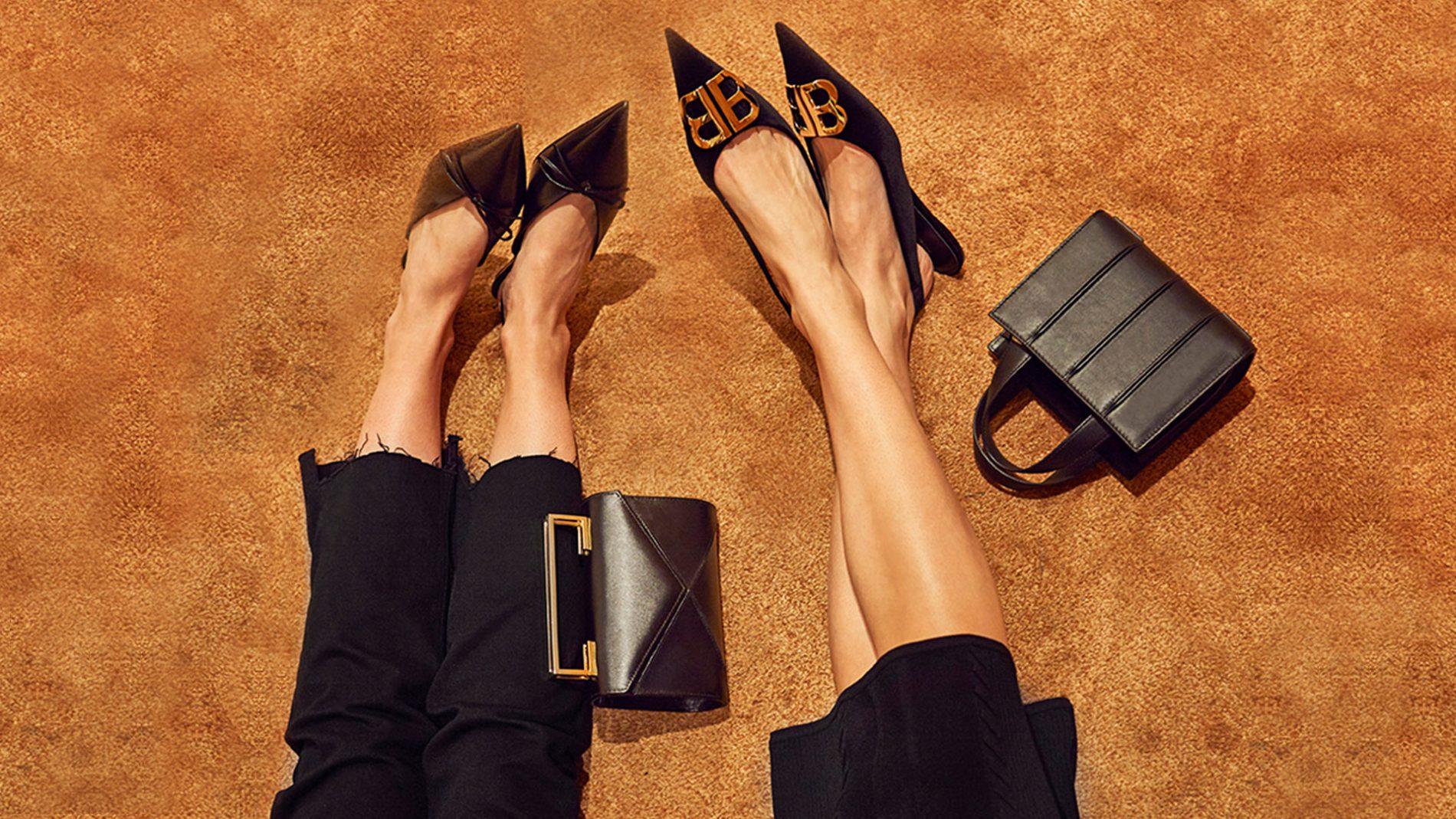 El Corte Inglés Designer Handbags Shoes Balenciaga Rag & Bone Max Mara FW18 AW18