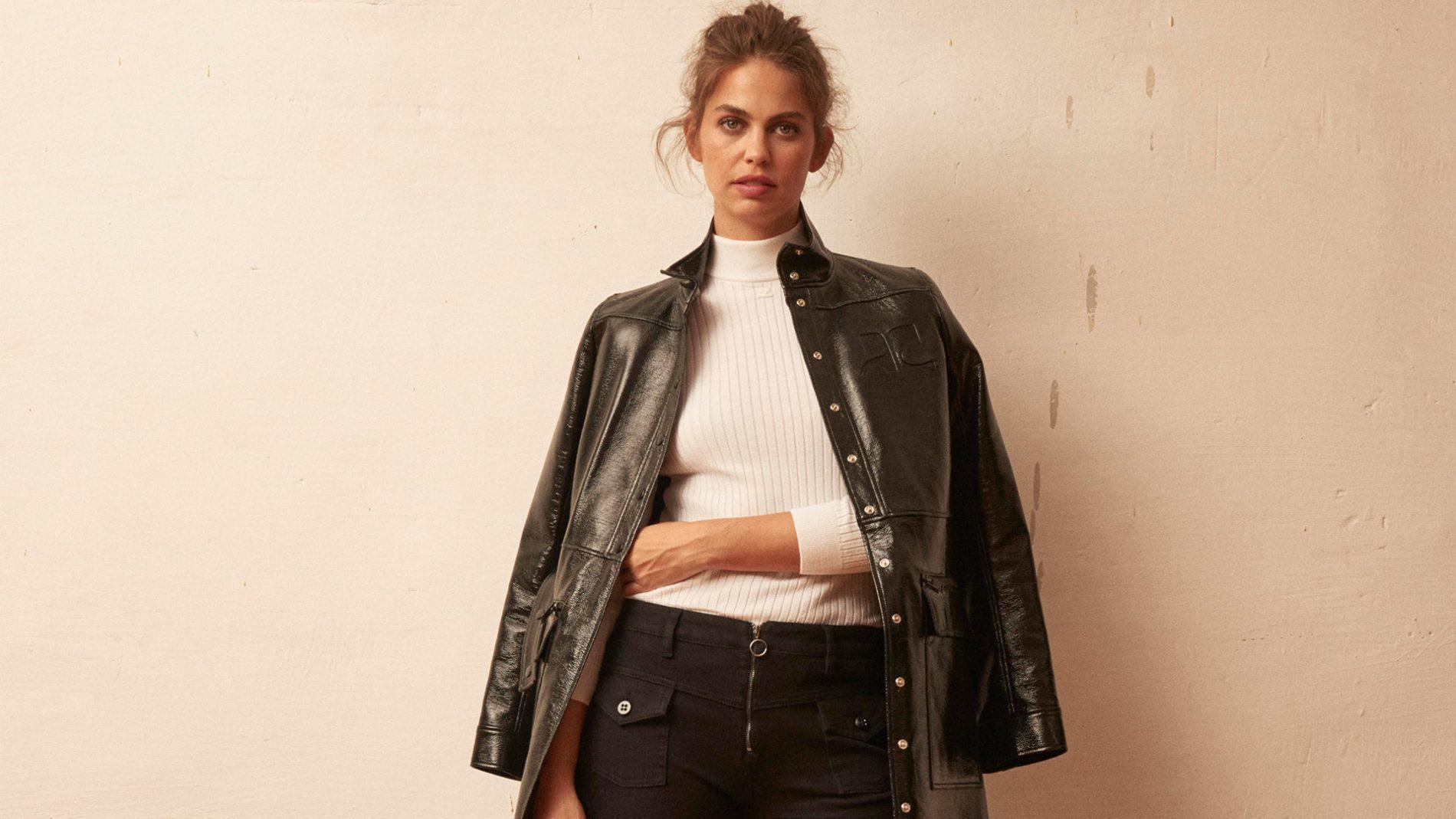 El Corte Inglés Designer Ready-To-Wear Courrèges Victoria Beckham Leather
