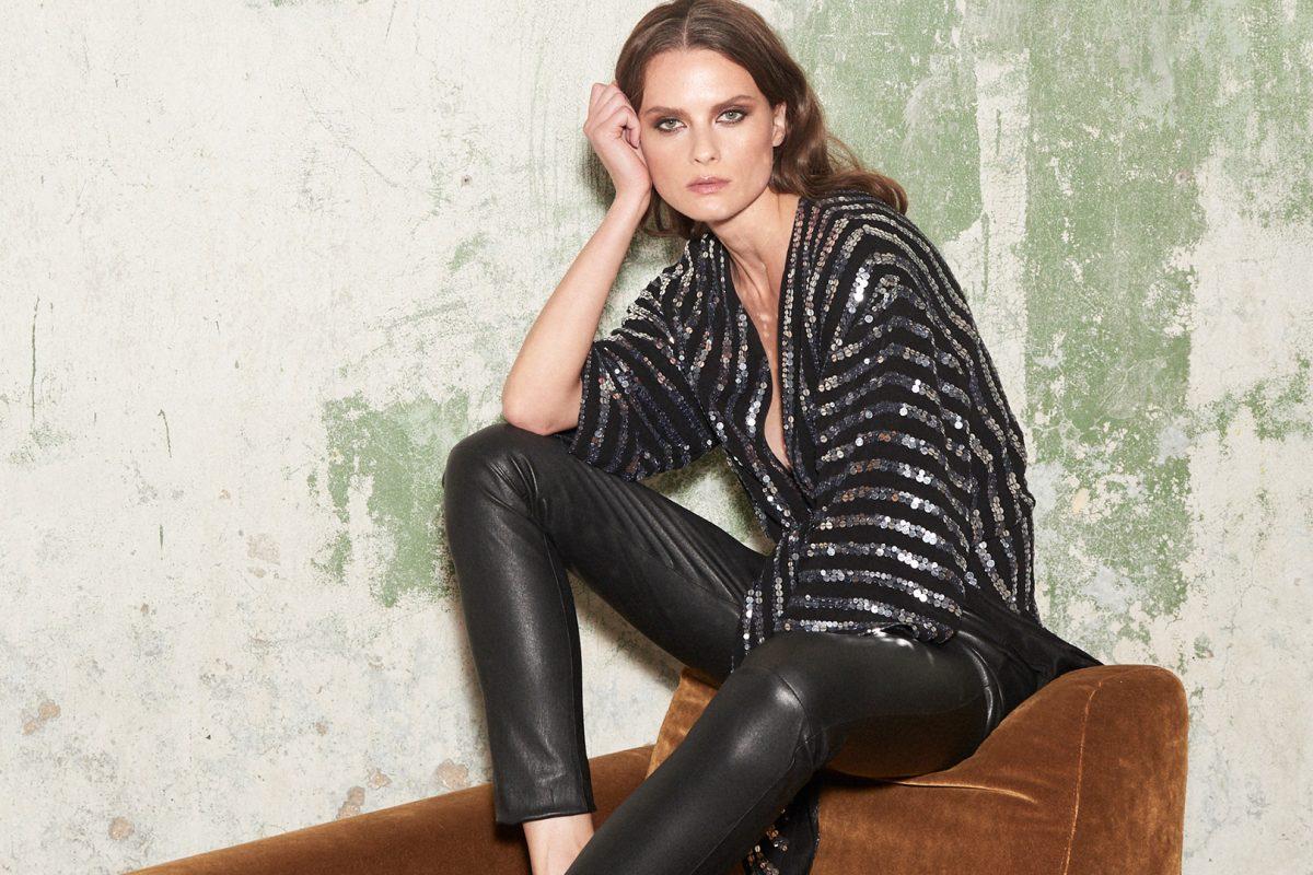 El Corte Inglés Designer Ready-To-Wear Helmut Lang Temperley London Leather