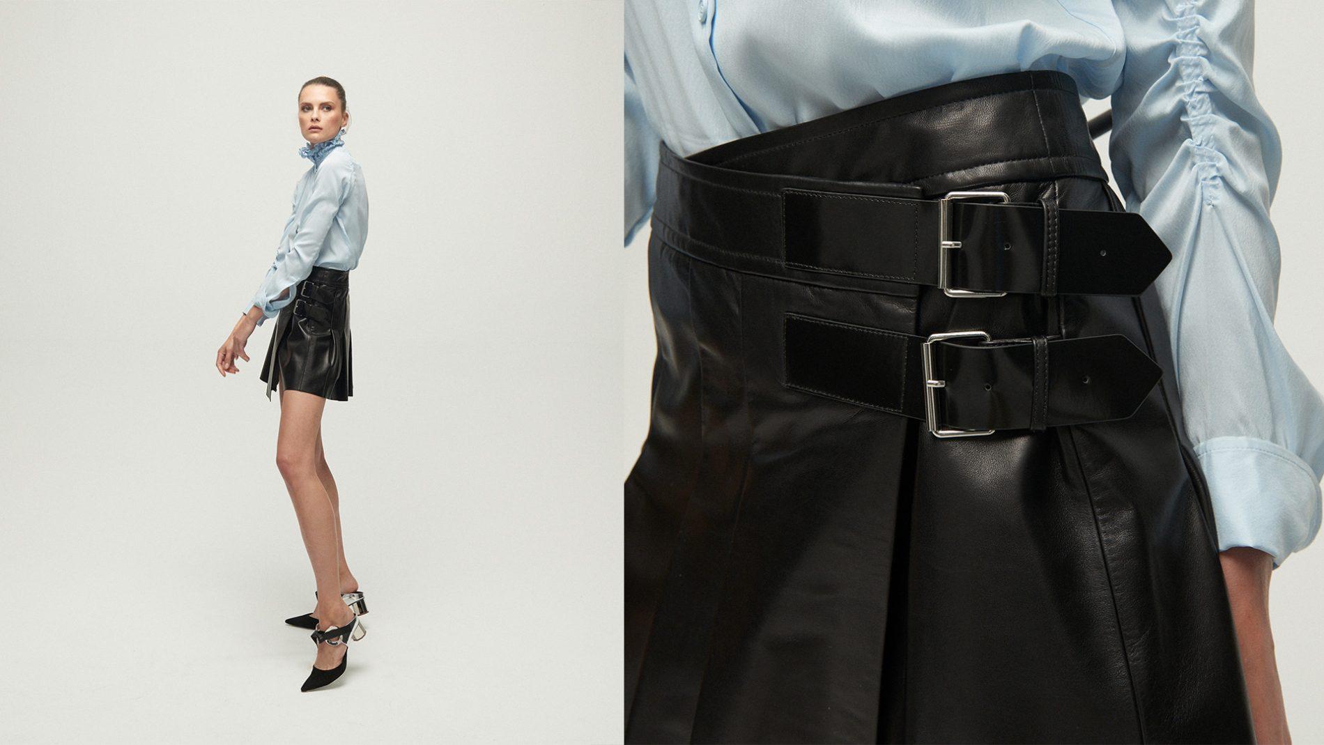 El Corte Inglés Designer Ready-To-Wear Shoes Helmut Lang Carven Proenza Schouler Leather