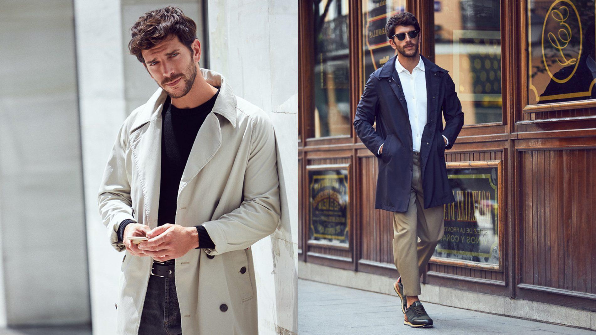 El Corte Inglés Designer Menswear Moncler Valentino Tom Ford Rayban Balenciaga Brunello Cucinelli Armani
