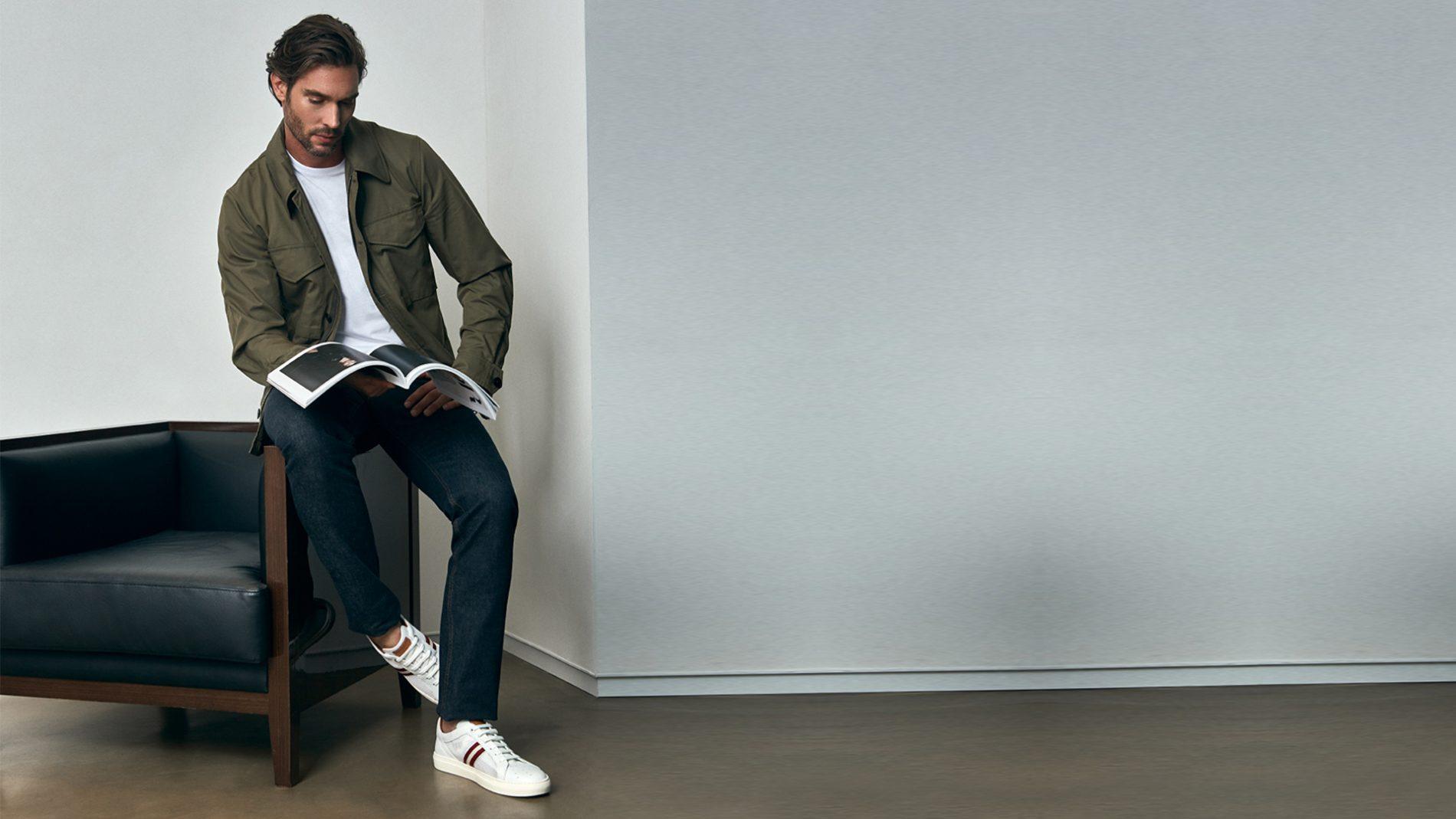 El Corte Inglés Designer Menswear Sneakers Tom Ford Alexander McQueen Berluti Bally