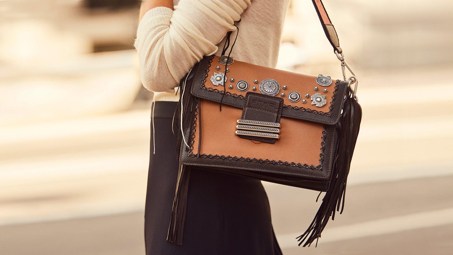 El Corte Inglés Designer Handbags Etro