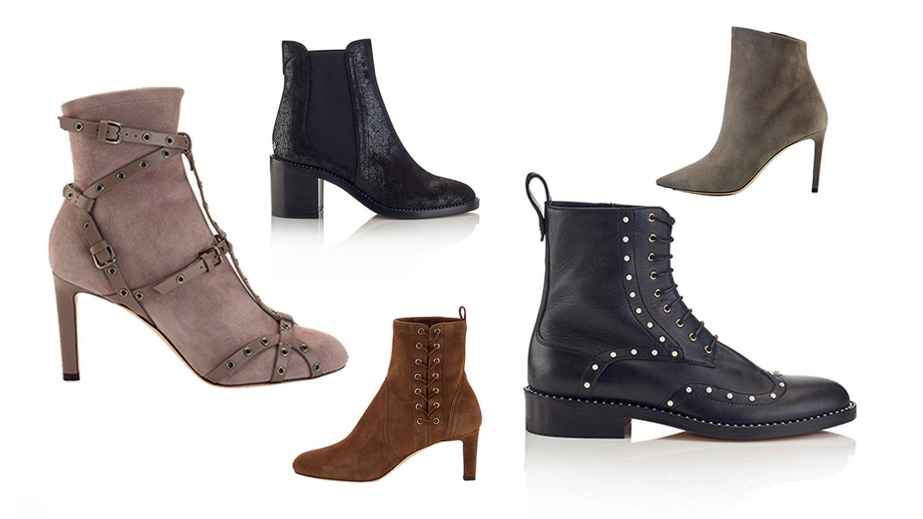 El Corte Inglés Designer Shoes Jimmy Choo Boots