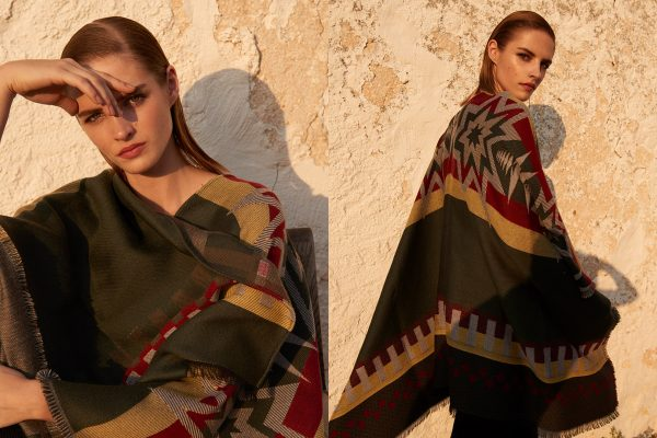 El Corte Inglés Designer Ready-To-Wear Etro Cape