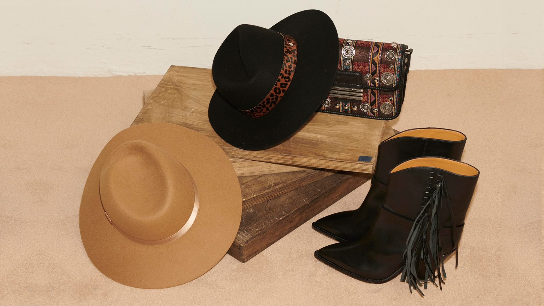 El Corte Inglés Designer Accessories Shoes Handbags Hats Isabel Marant Etro Rag & Bone