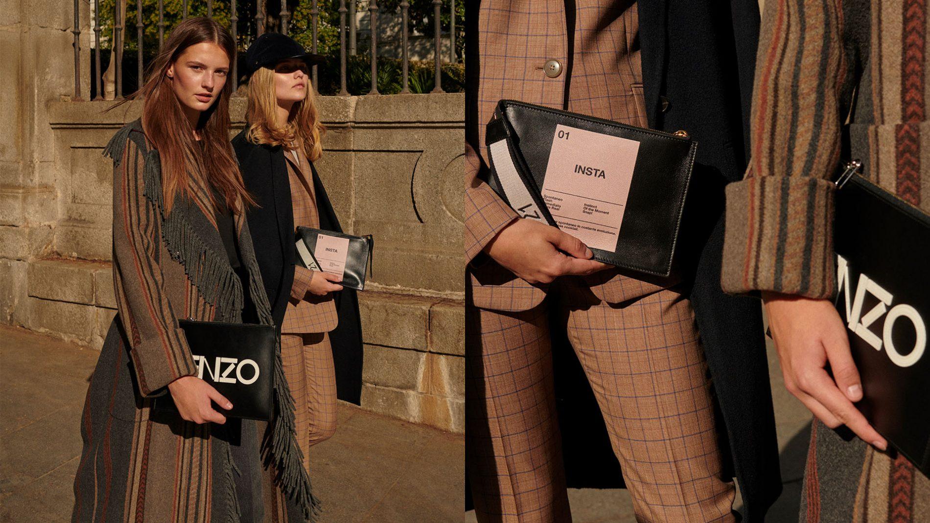 El Corte Inglés Ready-To-Wear Designer Handbags Paul Smith Etro Vince Numero Ventuno