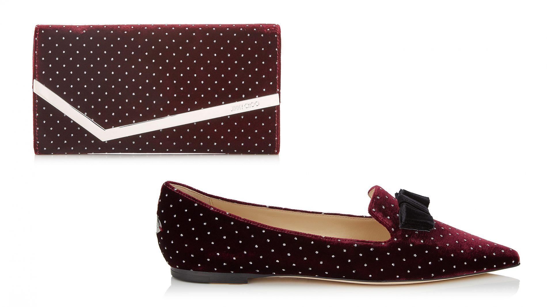 El Corte Inglés Golden Week Designer Shoes Handbags Jimmy Choo Velvet