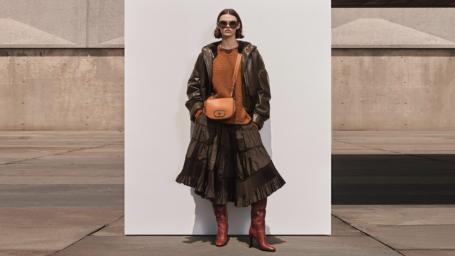 El Corte Ingles Designer Handbags Ready-To-Wear Bottega Veneta BV Luna