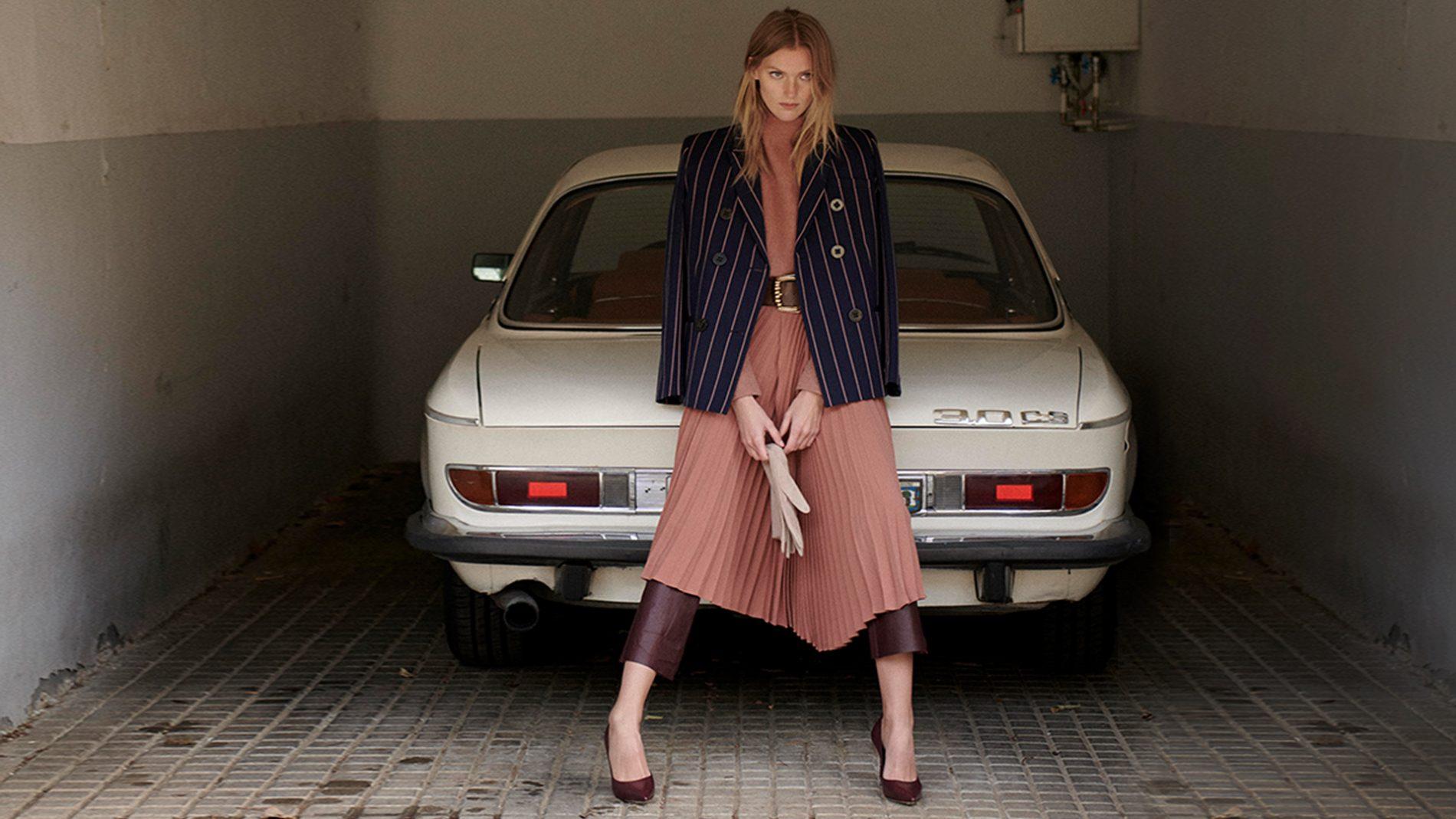El Corte Inglés Ready-To-Wear Designer Shoes Victoria Beckham Helmut Lang Etro Casadei