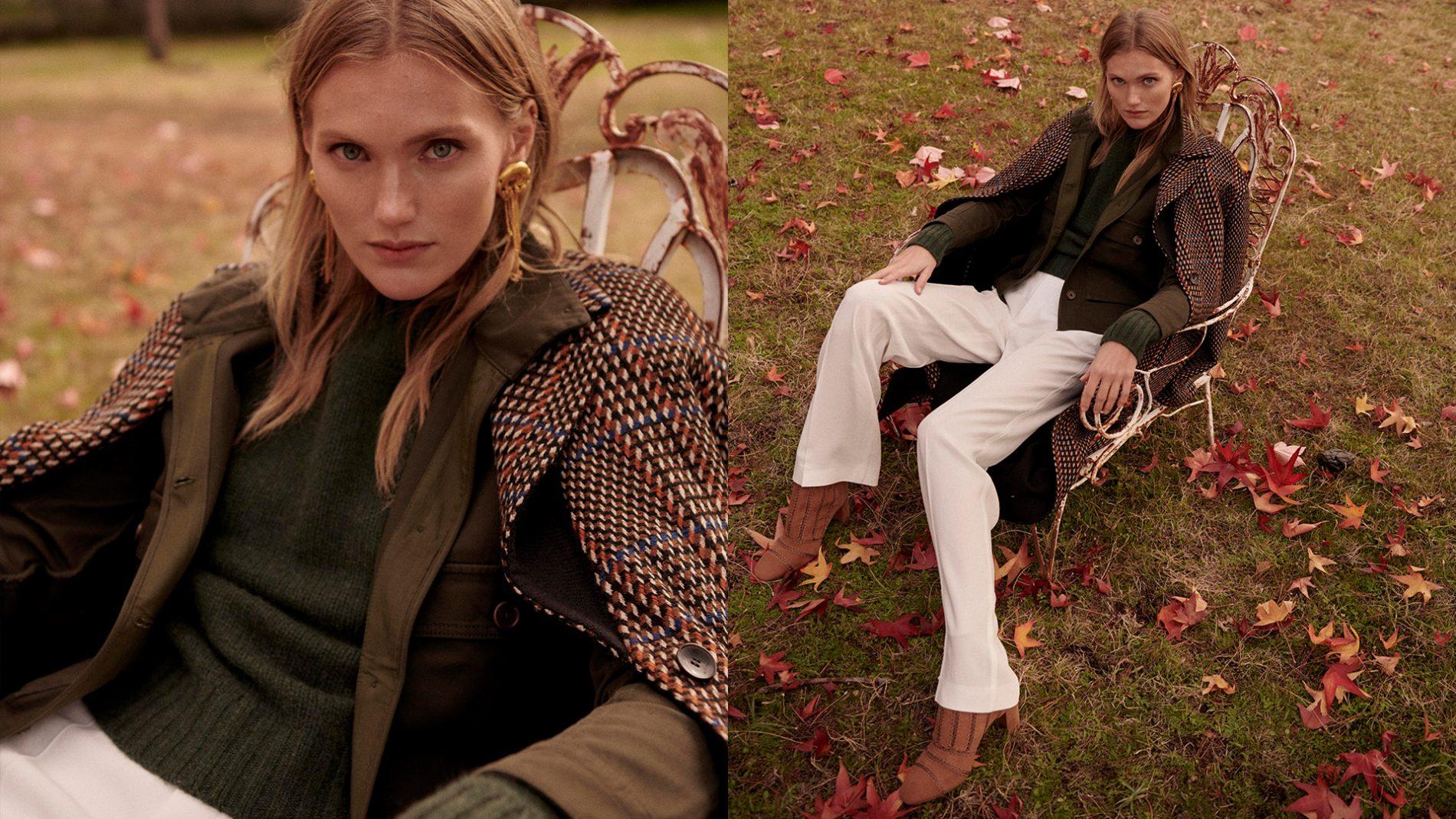 El Corte Inglés Ready-To-Wear Designer Shoes Etro James Perse Alexandre Birman