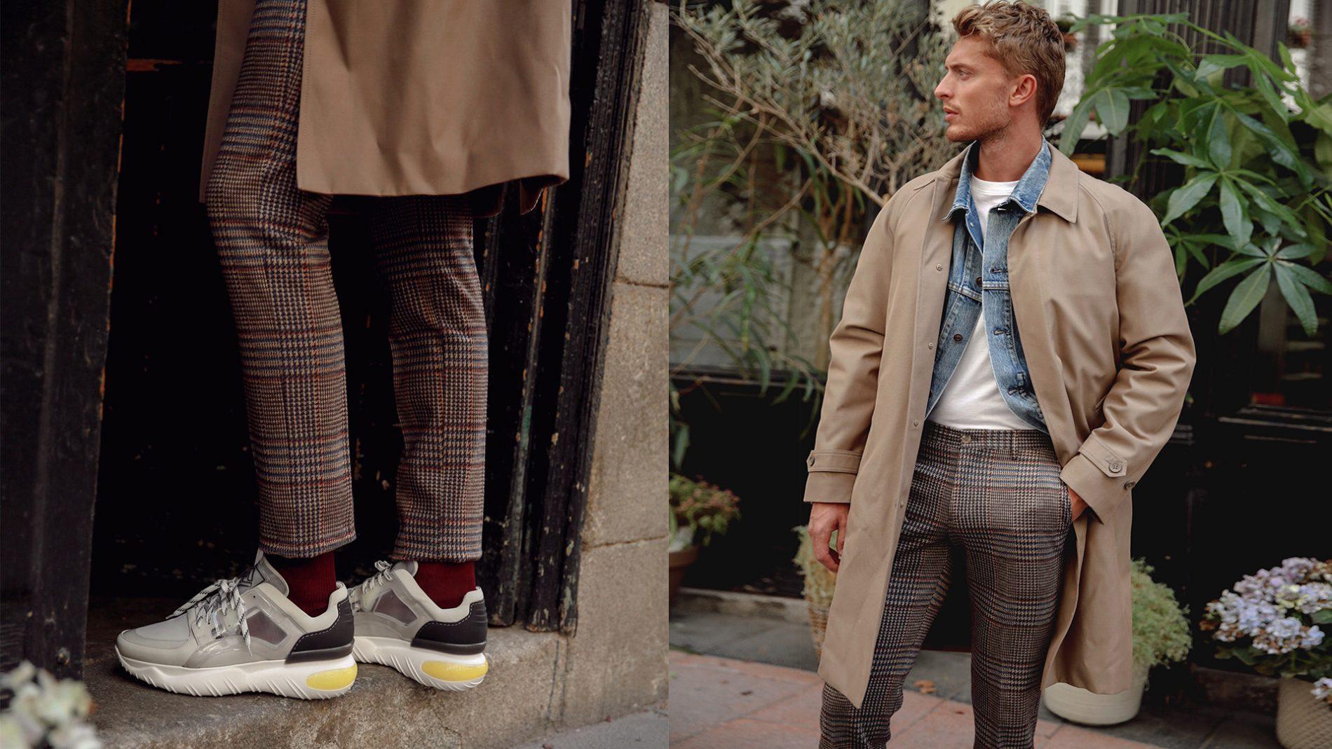 El Corte Inglés Menswear Sneakers Fendi Balenciaga Etro Herno