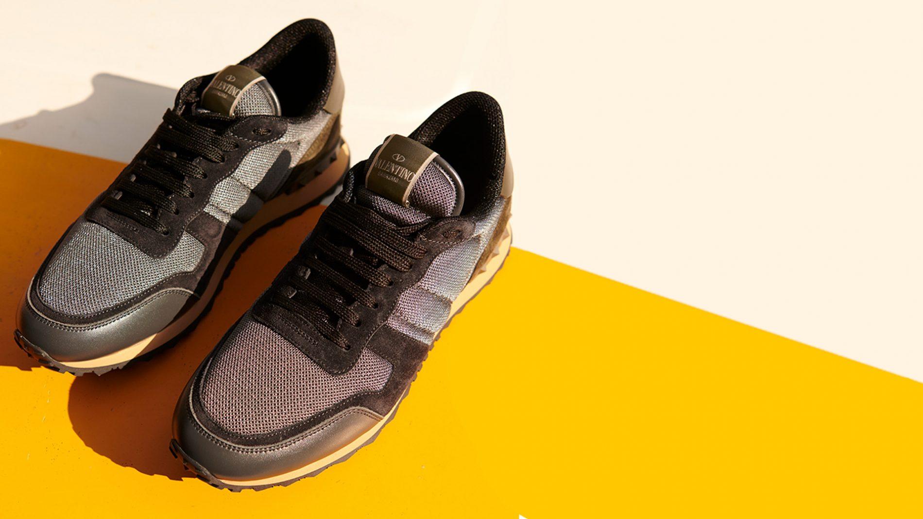 El Corte Inglés Menswear Sneakers Valentino