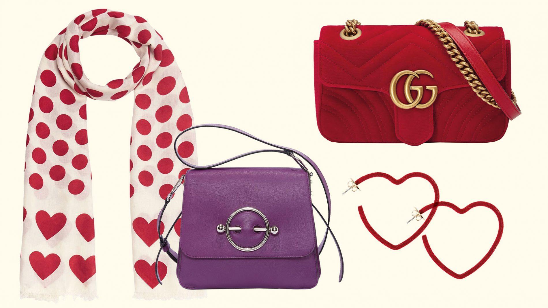 El Corte Inglés Designer Jewelry Handbags Scarf Burberry JW Anderson Gucci Bimba y Lola