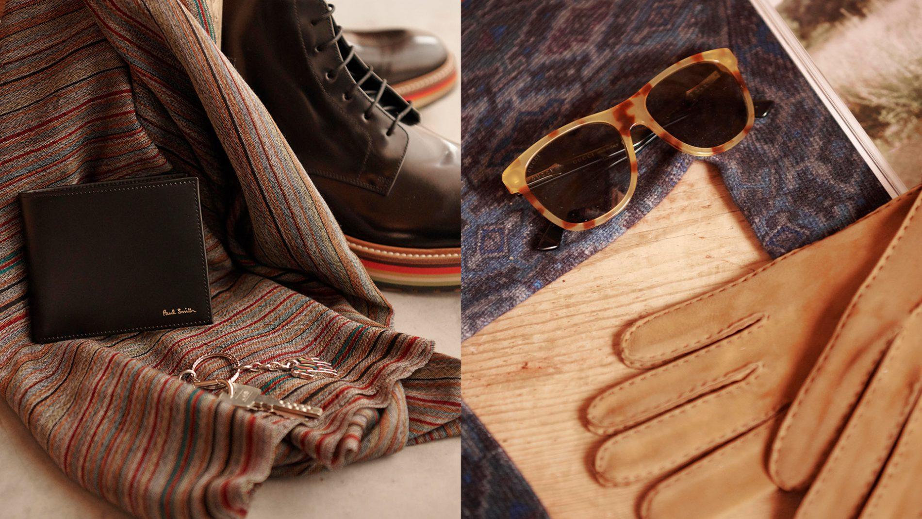 El Corte Inglés Designer Menswear Gucci Paul Smith Etro