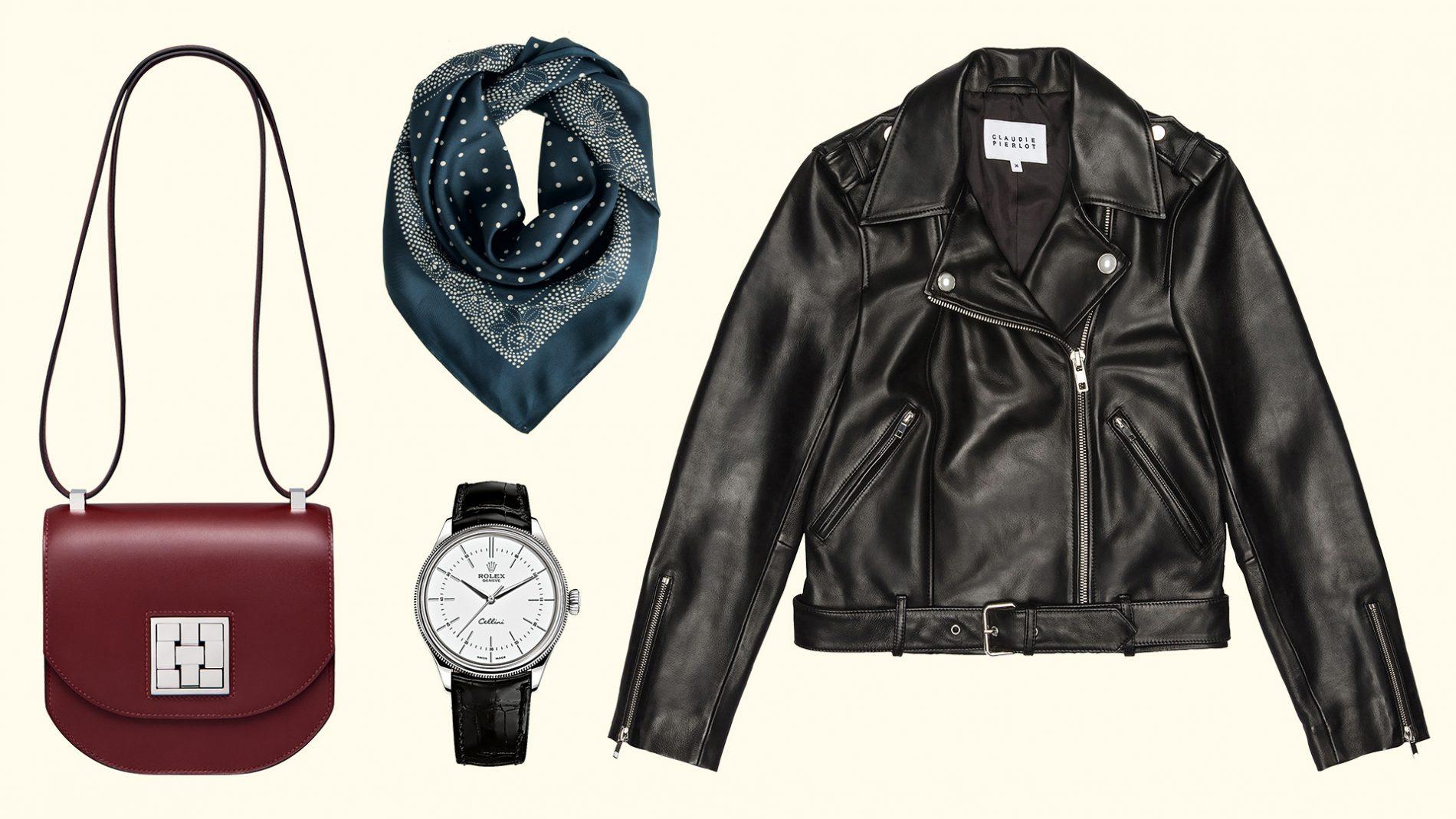 El Corte Inglés Diseñador Zapatos Bolsos Bufanda Reloj Cuero Hermes Ralph Lauren Claudie Pierlot Rolex