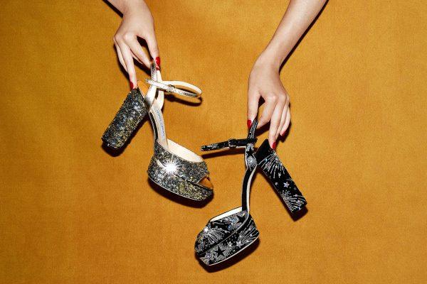 El Corte Inglés Diseñador Zapatos Jimmy Choo Platform Sandals