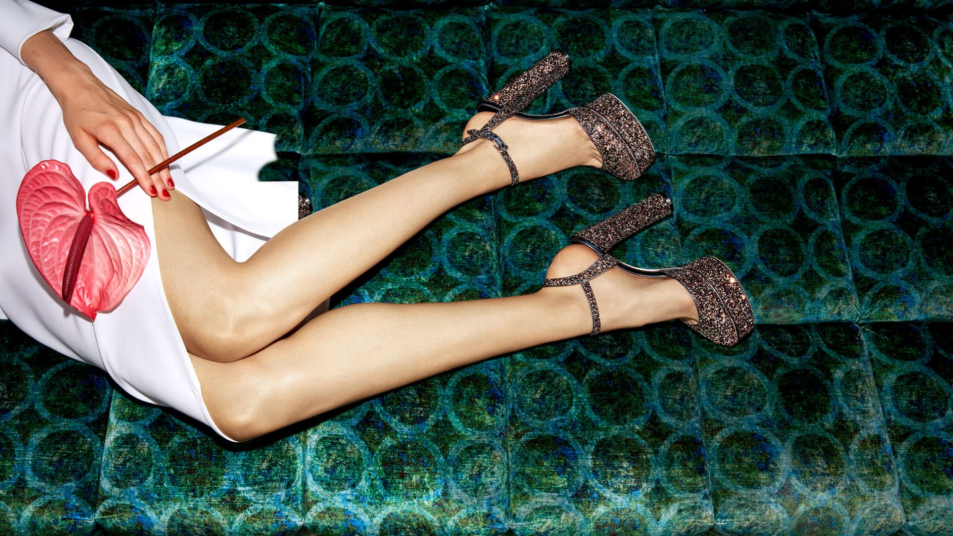 El Corte Inglés Designer Shoes Jimmy Choo Sandals