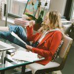 英格列斯设计师品牌成衣 Veronica Beard 红色夹克