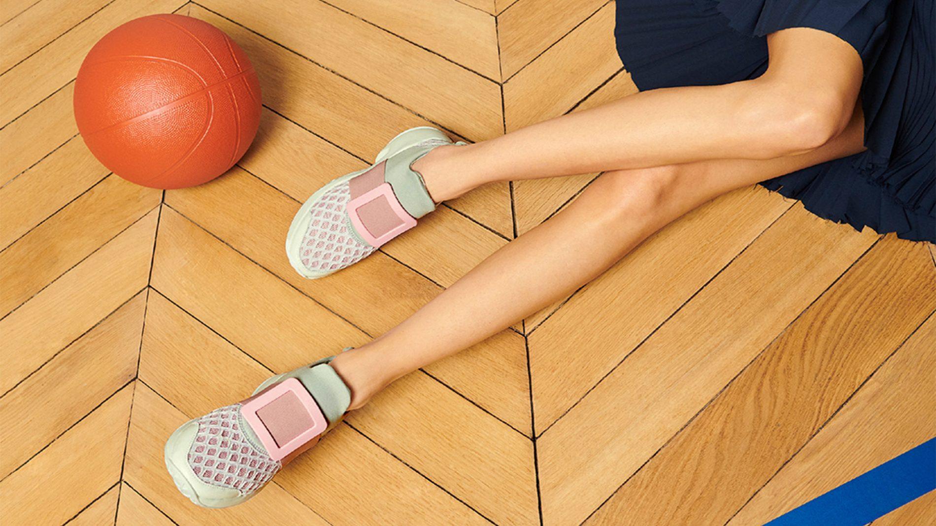英格列斯设计师鞋履 Roger Vivier,运动鞋