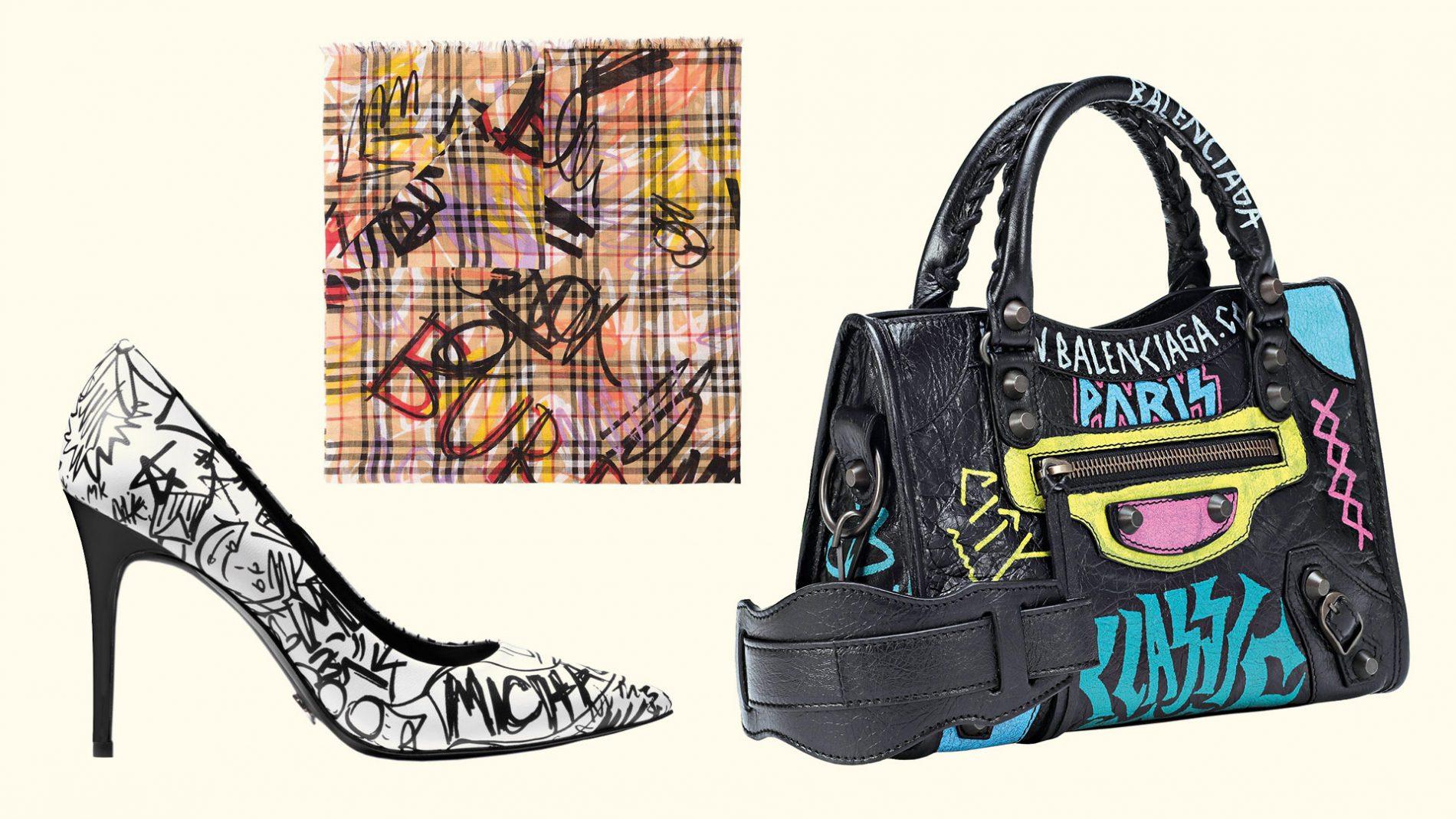 El Corte Inglés Designer Shoes Handbags Scarf Michael Kors Burberry Balenciaga