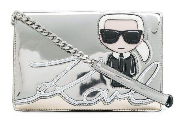 El Corte Inglés Diseñador Bolsos Karl Lagerfeld Karl Ikonic