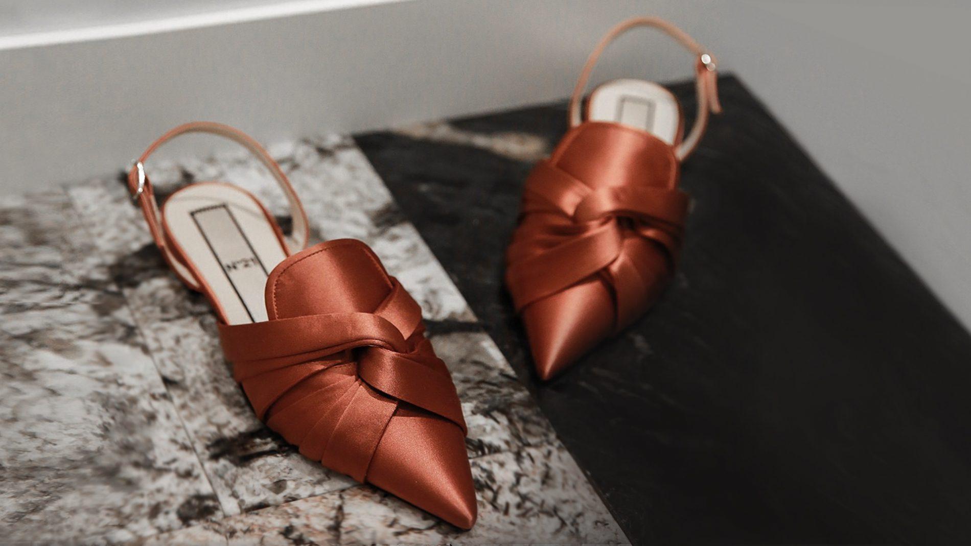 El Corte Inglés Designer Shoes Numero Ventuno