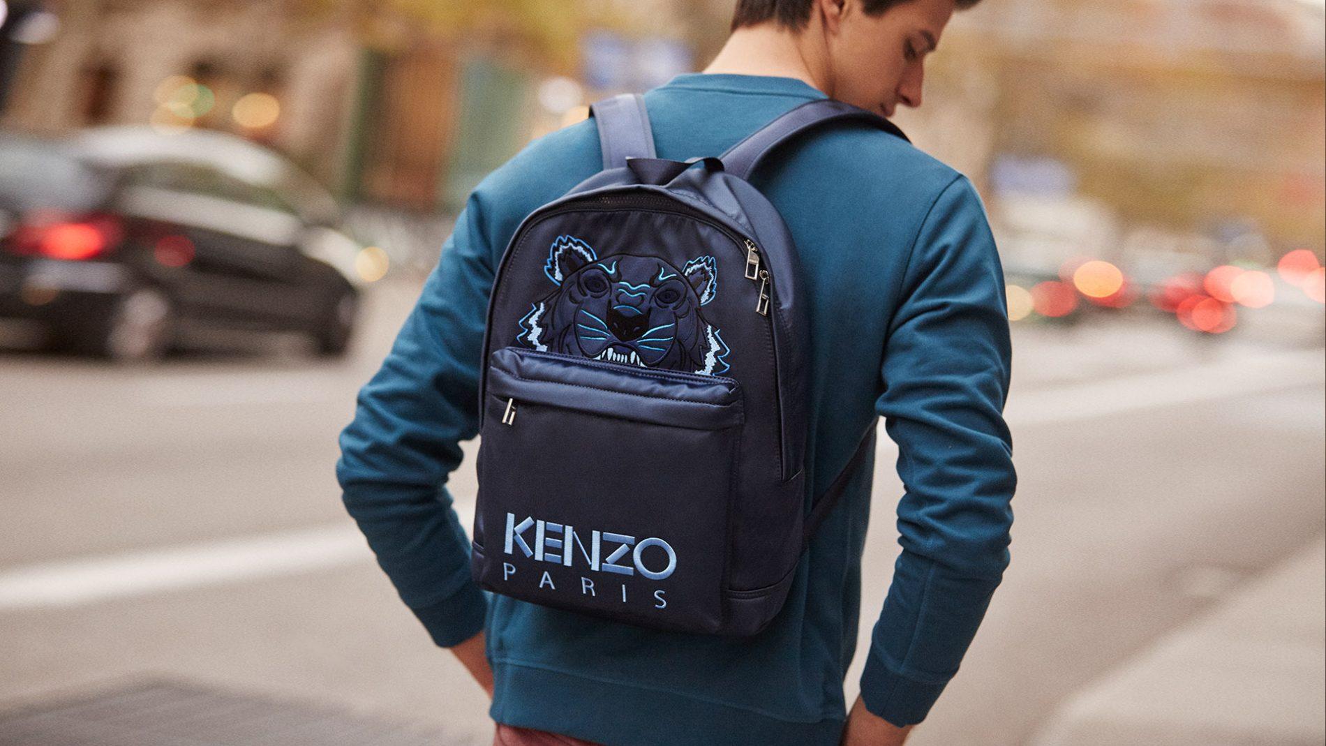 英格列斯设计师包袋 男装 Kenzo