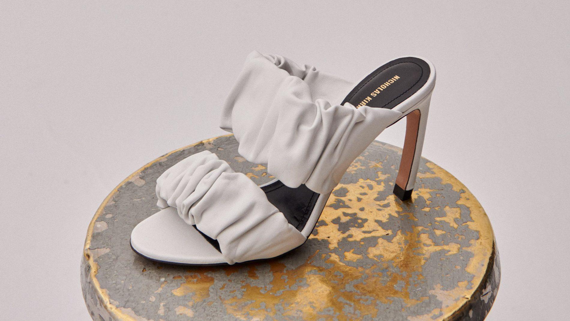 El Corte Inglés Designer Shoes Nicholas Kirkwood