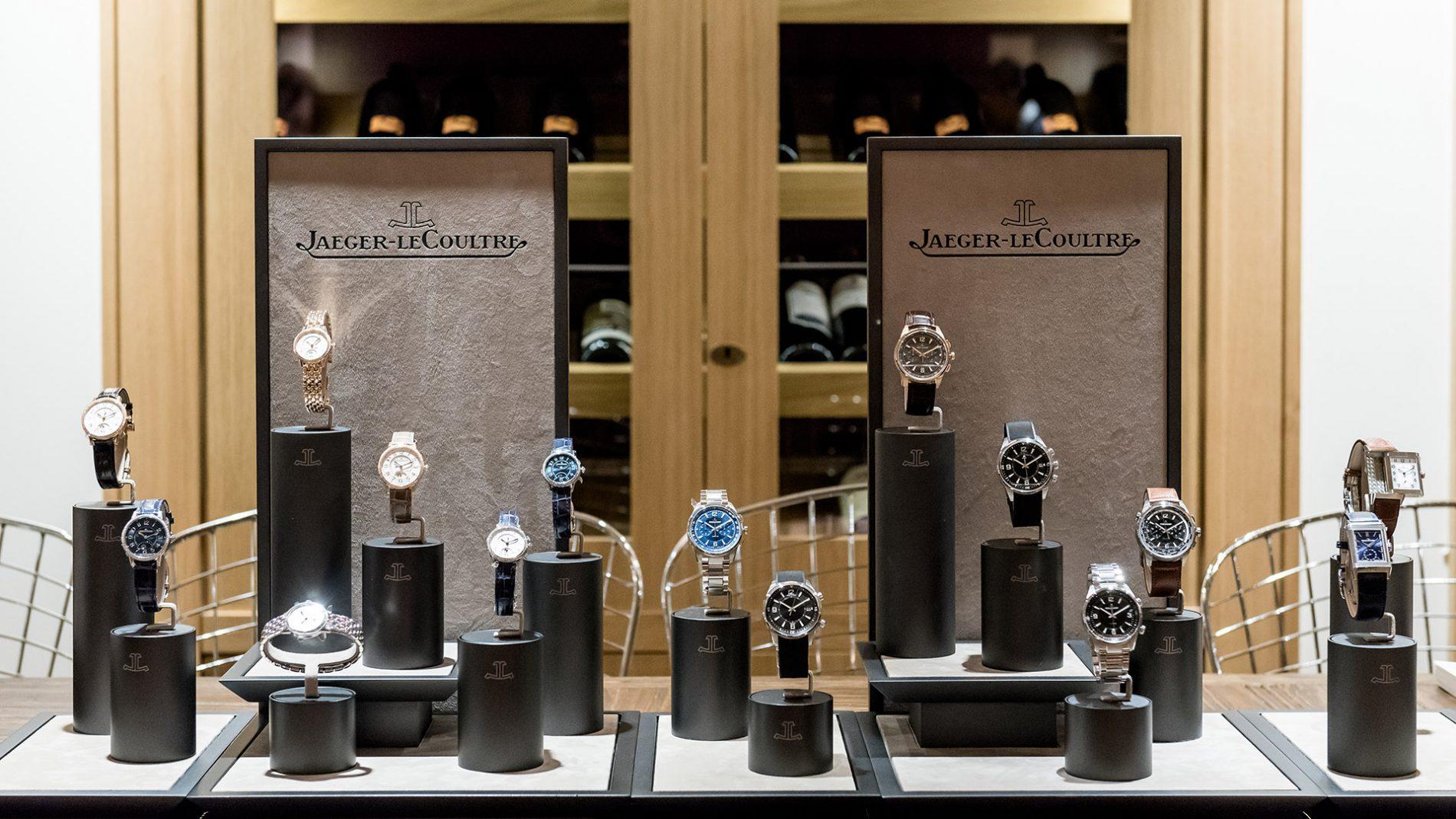 El Corte Inglés Diseñador Relojería Lujo Jaeger-LeCoultre
