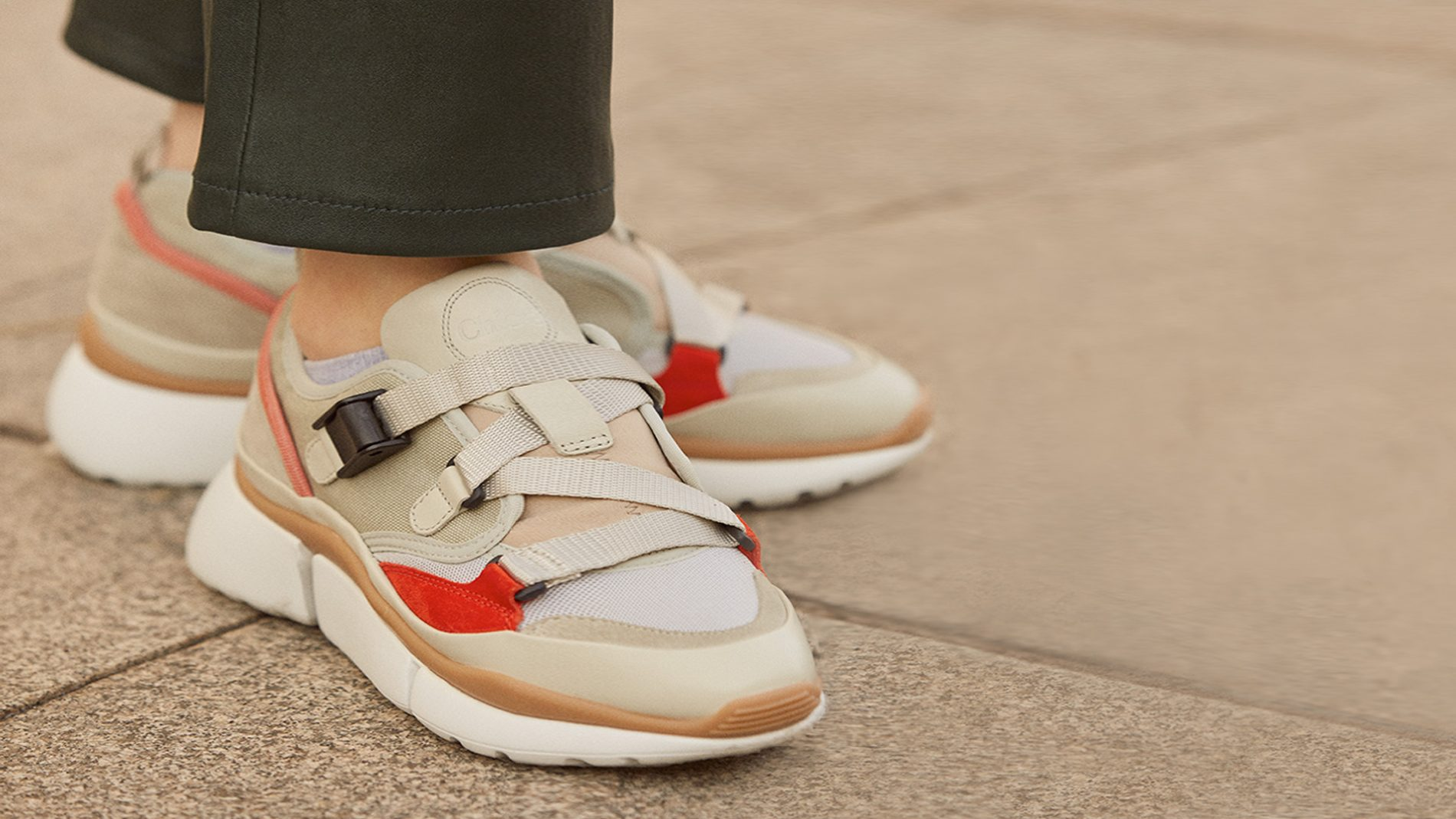 El Corte Inglés Designer Shoes Sneakers Chloé