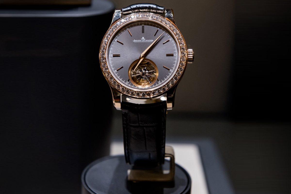 El Corte Inglés Designer Watch Luxury Menswear Womenswear Jaeger-LeCoultre
