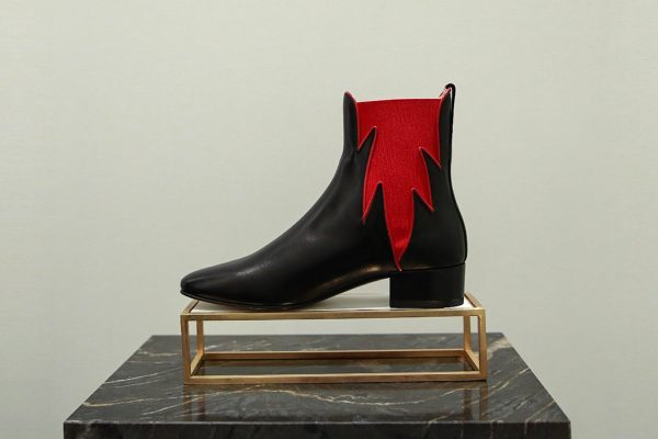 El Corte Inglés Designer Shoes Boots Francesco Russo
