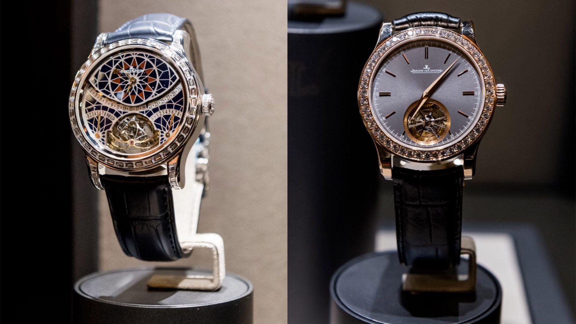 El Corte Inglés Diseñador Relojes Lujo Joyería Masculina Jaeger-LeCoultre