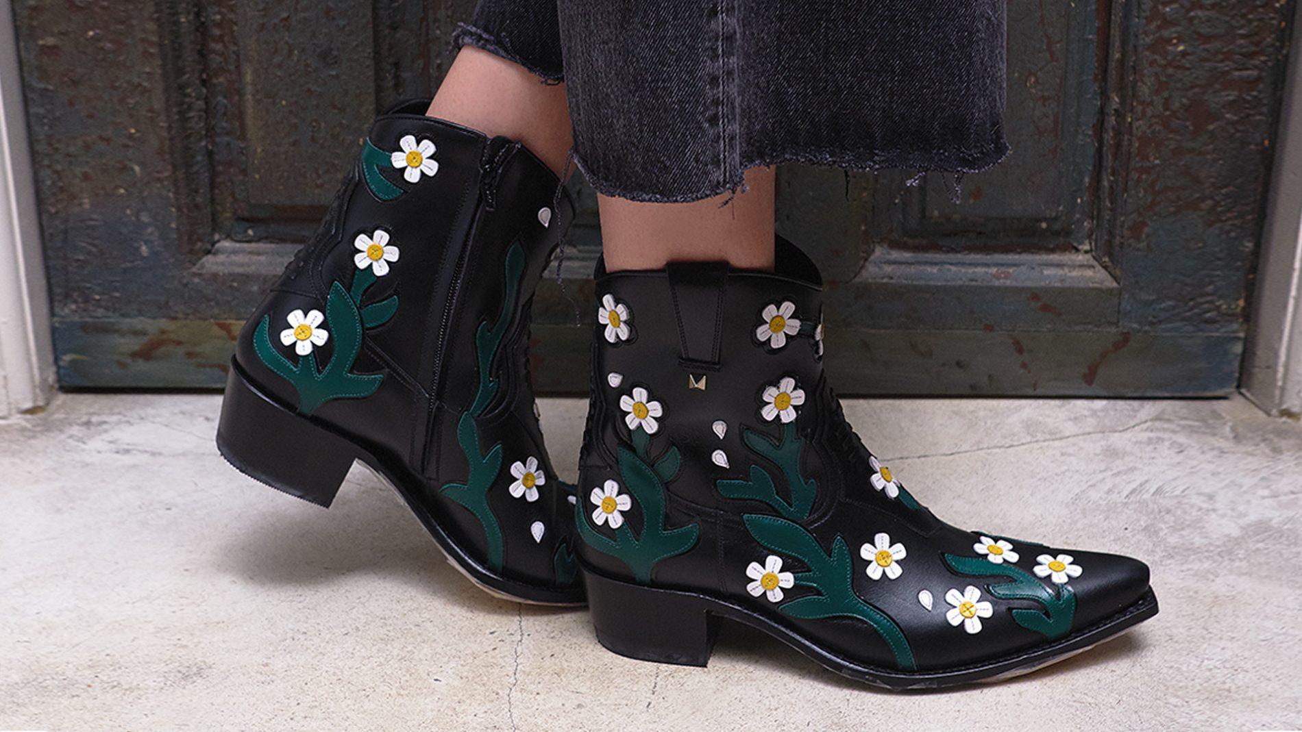 El Corte Inglés Diseñador Zapatos Valentino Botas