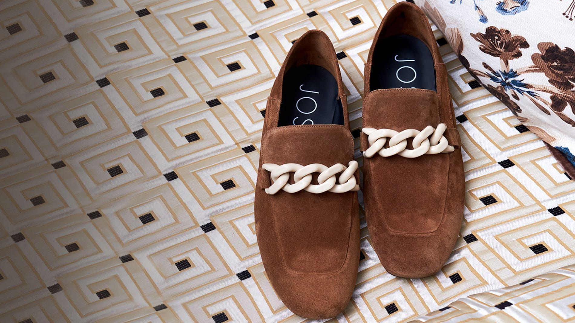 El Corte Inglés Diseñador Zapatos Joseph mocasines