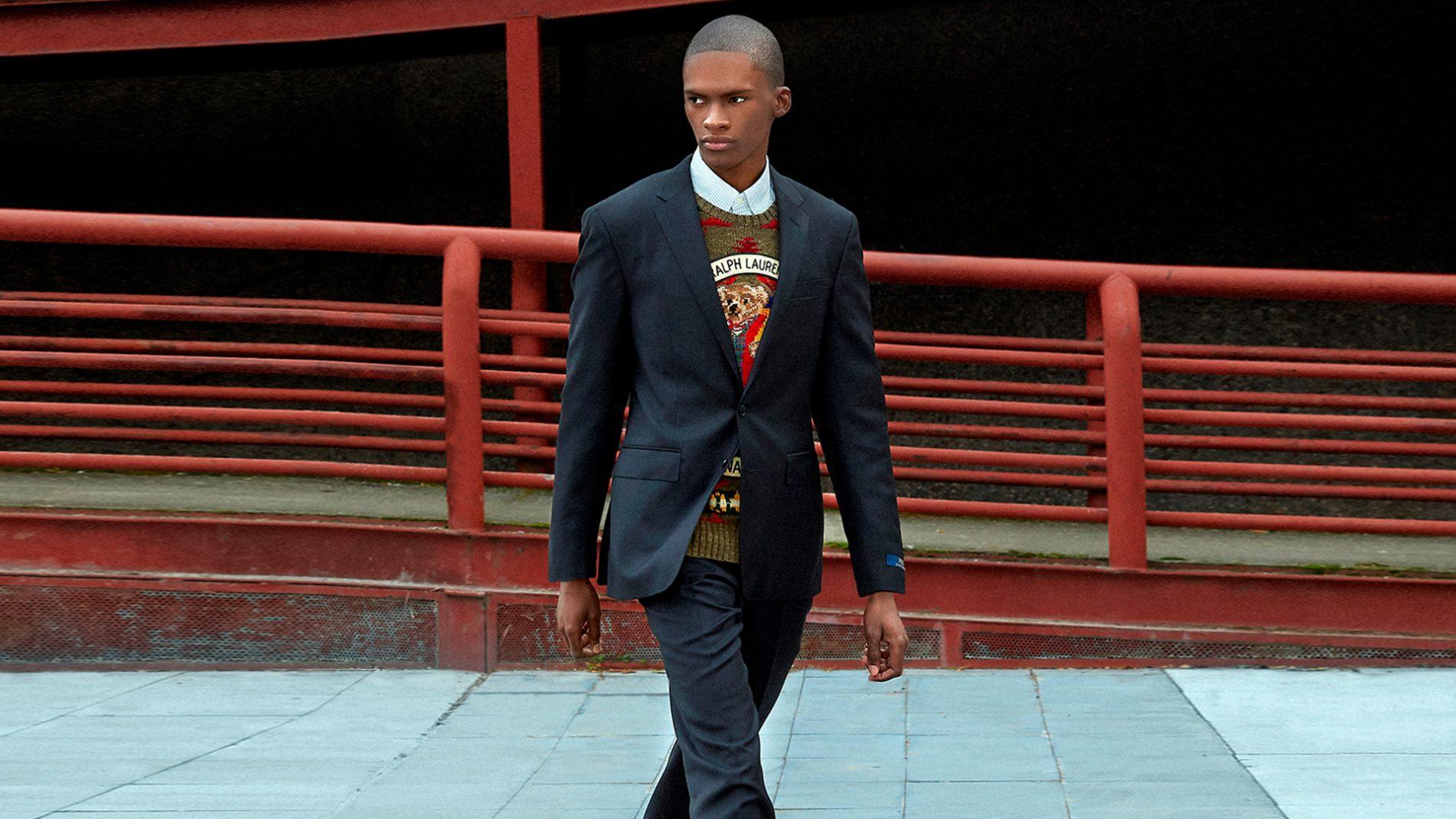 El Corte Inglés Designer Menswear Tailored Clothing Ralph Lauren