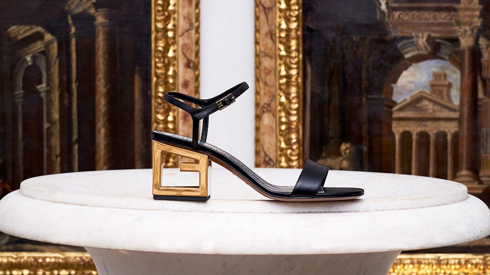 El Corte Inglés Diseñador Zapatos Givenchy