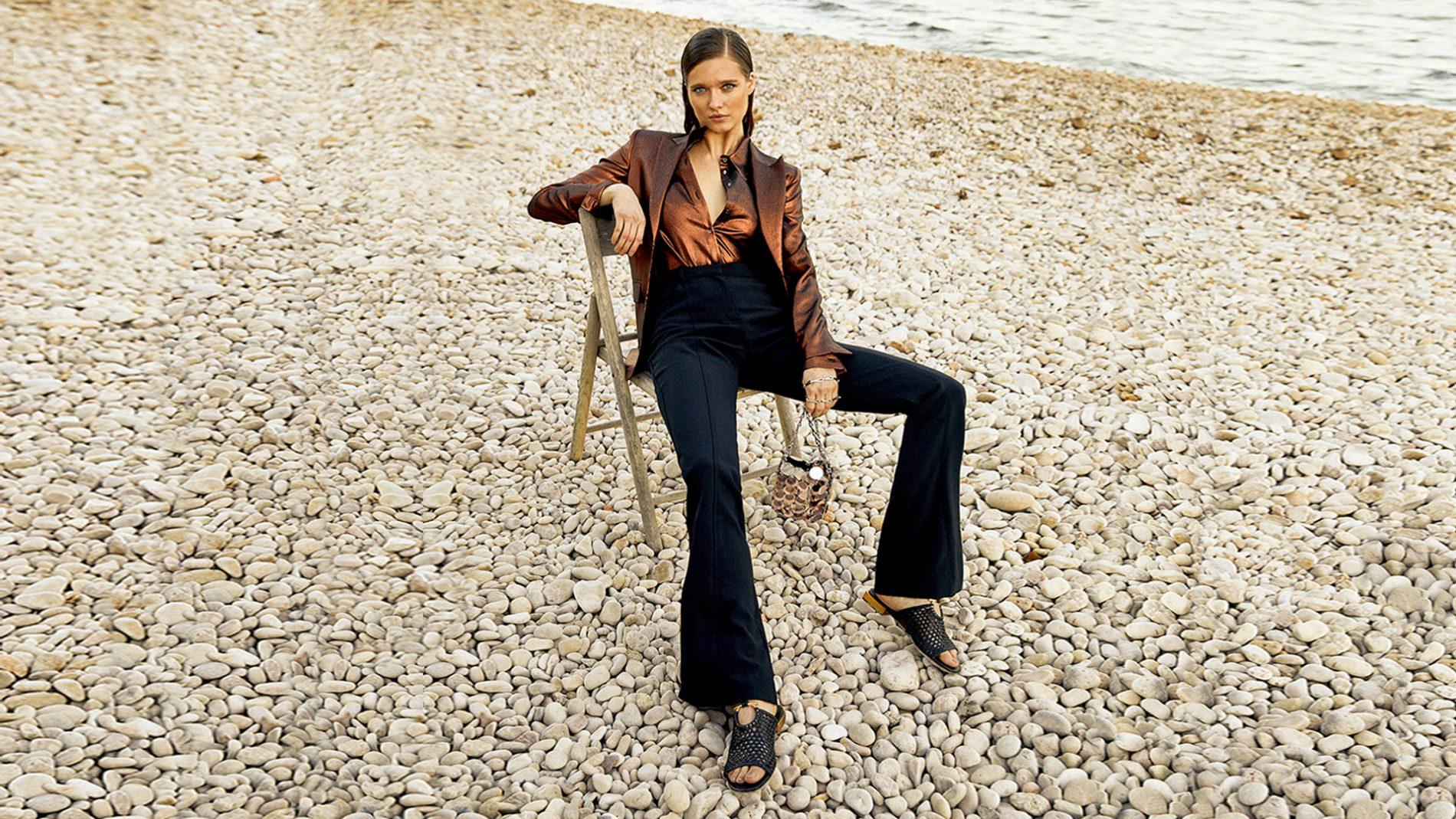 El Corte Inglés Ready-To-Wear Diseñador Bolsos Zapatos Victoria Beckham Ferragamo Paco Rabanne