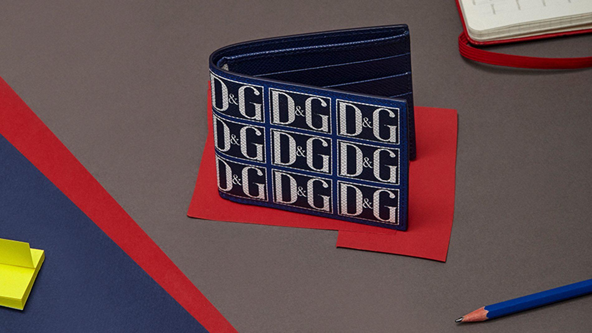 英格列斯设计师品牌男装,饰品,钱包,Dolce & Gabbana