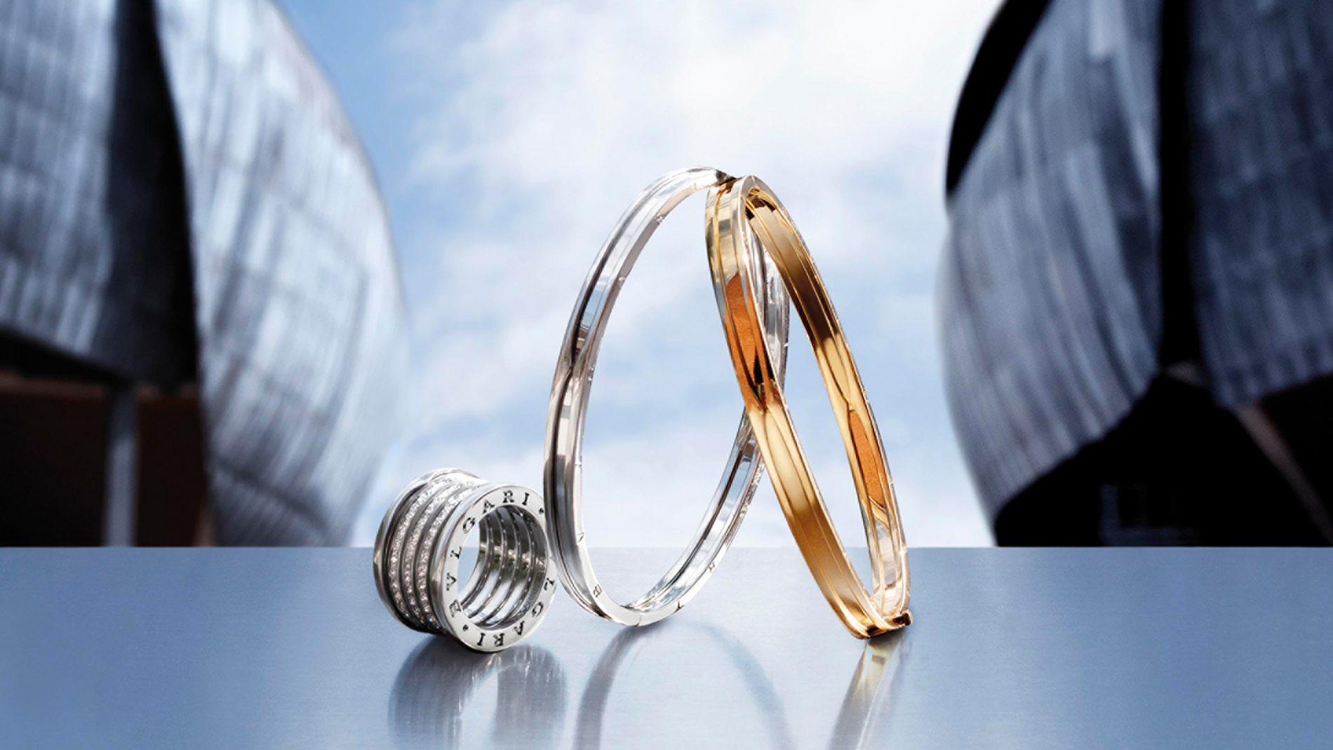 El Corte Inglés Luxury Jewelry Bulgari B.zero1 Ring Bracelet