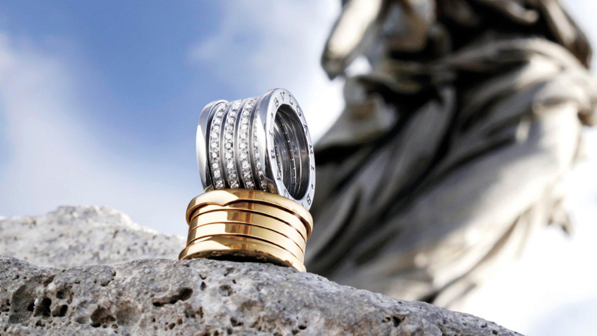 El Corte Inglés Luxury Jewelry Bulgari B.zero1 Ring