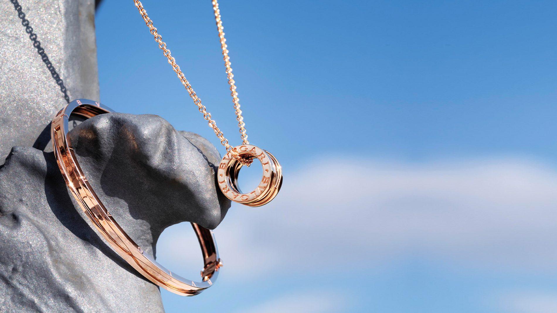 El Corte Inglés Luxury Jewelry Bulgari B.zero1 Ring Necklace