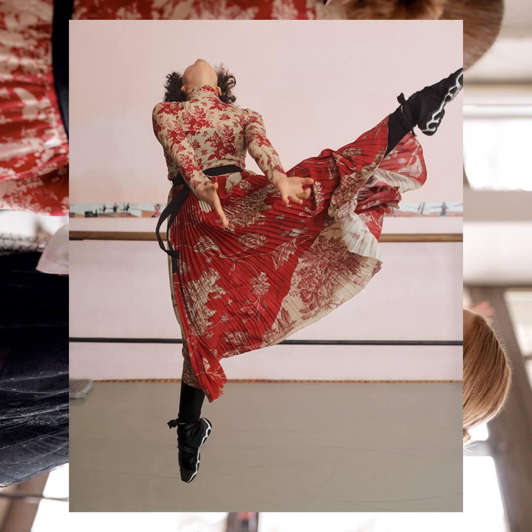 Dancer RedValentino
