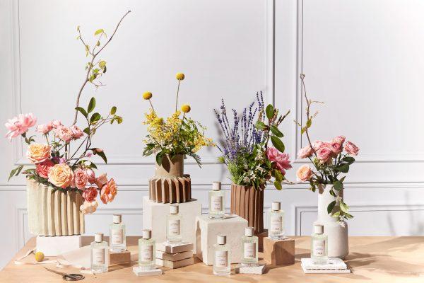 flowers luxe