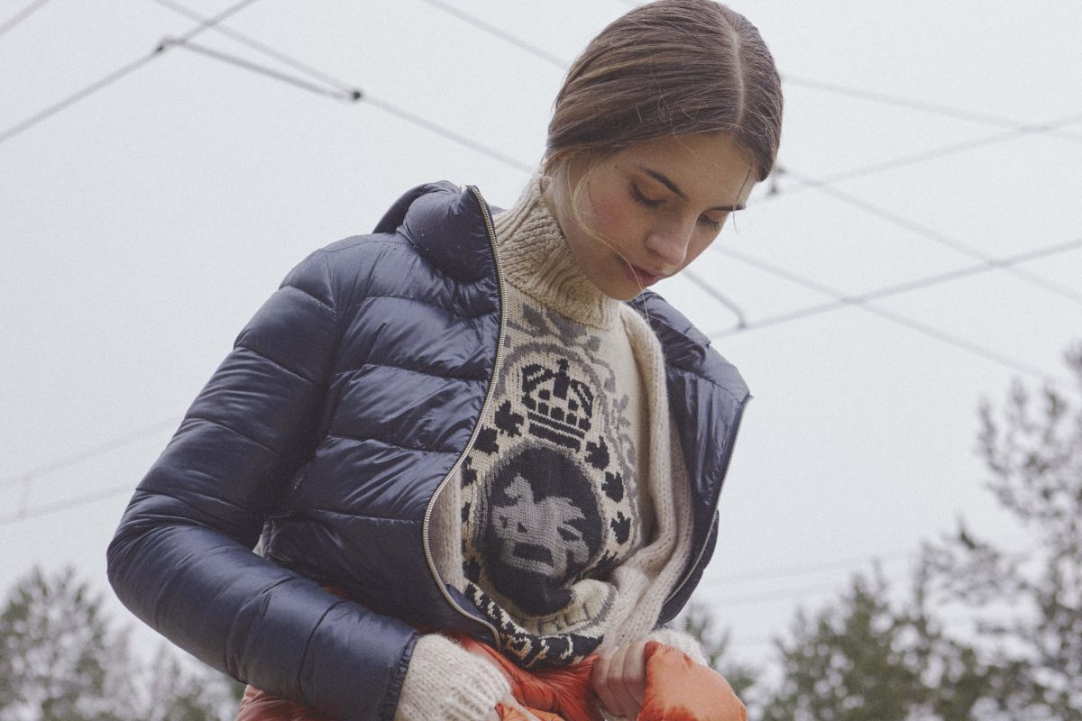 Ropa de invierno moda