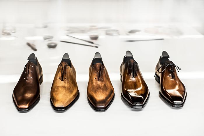 Luxury man shoes